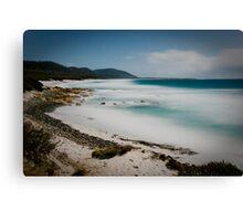 Lunar Beach - Friendly Beaches, Tasmania Canvas Print