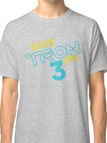 Save Tron 3 [color] Classic T-Shirt