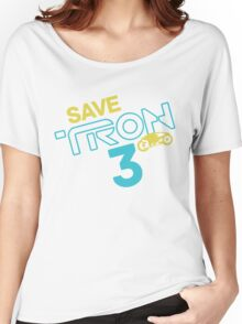 Save Tron 3 [color] Women's Relaxed Fit T-Shirt