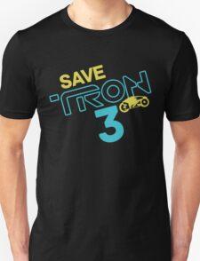 Save Tron 3 [color] T-Shirt