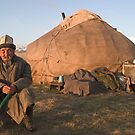 Song Kol, Kyrgyzstan by Christopher Herwig