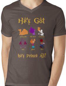 He's Got... Mens V-Neck T-Shirt