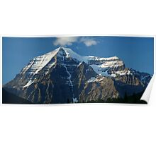 Mount Robson...a GigaPan panorama Poster