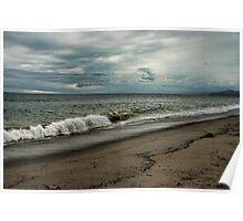 Seascape Scene Poster