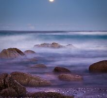 Serenity's Rise - Friendly Beaches, Tasmania by Liam Byrne