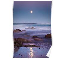 Serenity's Rise - Friendly Beaches, Tasmania Poster