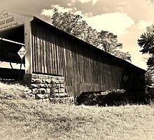 Crooks Bridge by Tim Denny