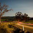 Silent Bystander - Country Tasmania by Liam Byrne