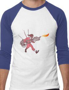 Doof Men's Baseball ¾ T-Shirt