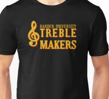 Barden University Treblemakers Unisex T-Shirt