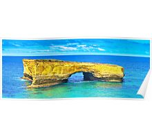 Great Ocean Road - The Arch Poster