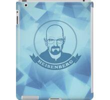 Walter White - Heisenberg - Blue Meth Edition iPad Case/Skin