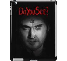 Dolarhyde iPad Case/Skin