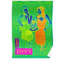 The 7 deadly sins-Envy Poster