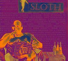 7 Deadly sins-Sloth by beachshack