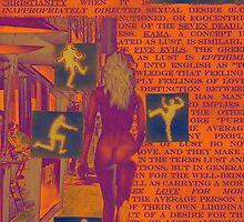 7 Deadly sins-Lust by beachshack