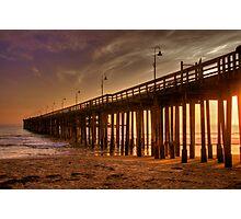 Ventura Pier Photographic Print