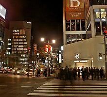 Tokyo by Klaudy Krbata