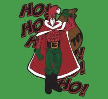 Super Santa by Michael Lee