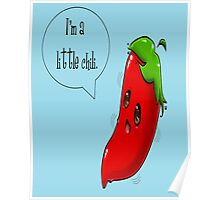Little Chili Poster