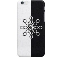 A unique snowflake iPhone Case/Skin
