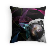 The Outlines Throw Pillow
