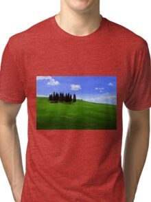 Val d'Orcia  Tri-blend T-Shirt