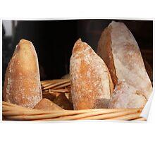 Bread, Lyttelton Farmers Market Poster