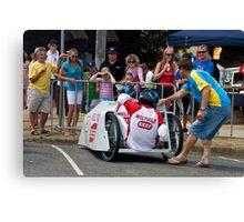 Billy Kart Canvas Print