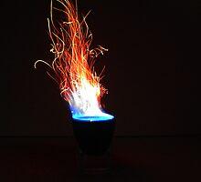 set me on fire by Mindy Nguyen