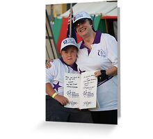 Relay For Life Greeting Card