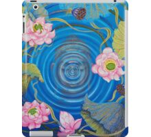 Ripple effect iPad Case/Skin