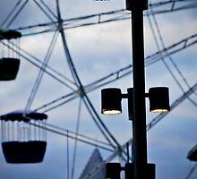 Park Lamps by Paul Cons