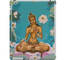 White Tara iPad Case/Skin