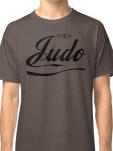 Enjoy Judo  Classic T-Shirt