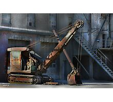 """""""Rusted in Piece"""" Photographic Print"""