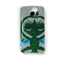 Haunted Solstice Moon Winged Thing Samsung Galaxy Case/Skin