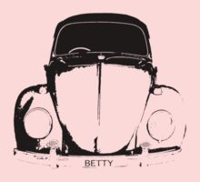 VW Beetle - BETTY Kids Clothes