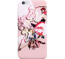 Puella Magi Madoka Magica [Pink] iPhone Case/Skin