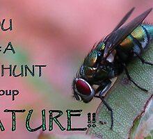Bug Hunt Banner by Vanessa Barklay