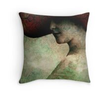 Triumph of beauty Throw Pillow