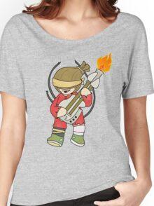 The Doof Warrior Women's Relaxed Fit T-Shirt