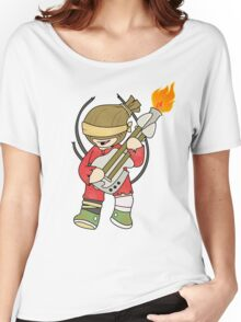 The Doof Warrior Women's Relaxed Fit T-Shirt