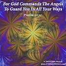 For God Commands The Angels by Kazim Abasali