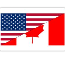 USA/Canada Sticker