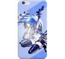 Kingdom Hearts - Aqua [Blue] iPhone Case/Skin