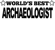 World's Best Archaeologist by GiftIdea