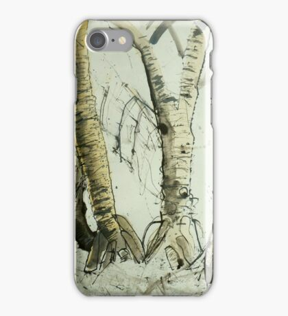 Pandanus Portraits iPhone Case/Skin
