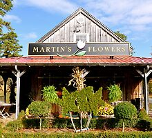 martin's flowers by cetrone