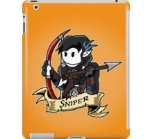 Roll for Shooting Arrows iPad Case/Skin